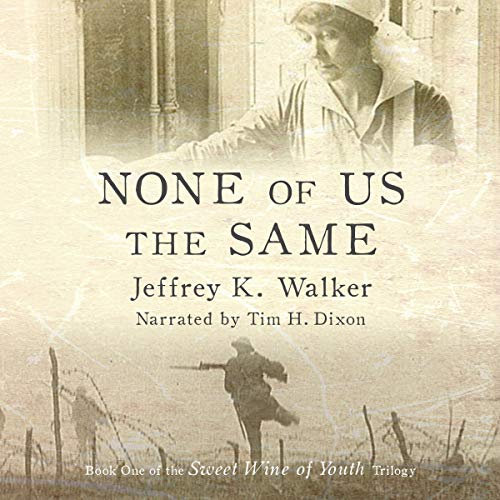 None of Us the Same audiobook cover art