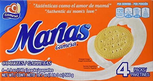 Gamesa Galletas Marias Cookies - 19.7 Oz Box