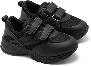 Bellino School shoes for boys black*black-30