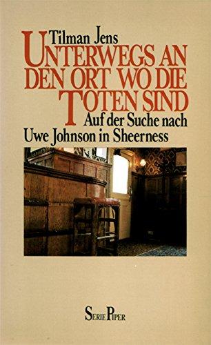 Unterwegs an den Ort wo die Toten sind. Auf der Suche nach Uwe Johnson in Sheerness.