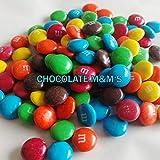 M&Ms Chocolate Candy Original size BULK MMS chocolate Choose Qty 1/2 lb to 10 lbs (10 lb)