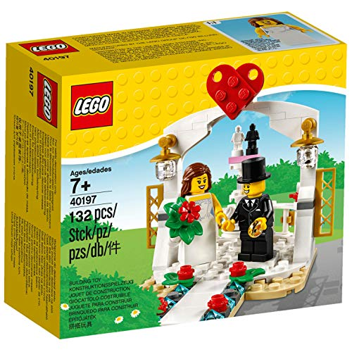 LEGO Wedding Favor Set 2018 (40197) 132 Piece Set