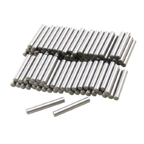 Zylinderstifte/Dübelstifte, Edelstahl, 2x15,8mm, 100 Stück