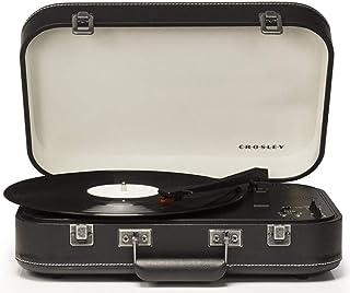 Crosley - Tocadiscos Crosley Coupe Cr6026A Bluetooth Negro