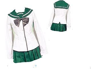 Highschool of The Dead Miyamoto Rei Cosplay Costume