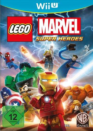 Warner Bros LEGO Marvel Super Heroes, Wii U - Juego (Wii U, Wii U, Acción / Aventura, E (para todos))