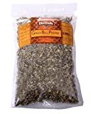 Dehydrated Dried Green Bell Pepper by It's Delish – 2lb Bulk Bag – Sealed to Maintain Freshness – Chopped & Dried Vegetable Spice Seasoning