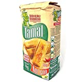 Harina de maíz para tamales, país de origen México, paquete de 1 kg - Harina MASECA Tamal 1 kg