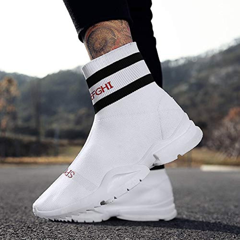Liuxc sports shoes Sneakers fashion socks, shoes, woven shoes, fashion sneakers, students, casual and comfortable shoes