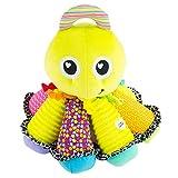 Lamaze Babyspielzeug Song-Krake Mehrfarbig, Kleinkindspielzeug, Vereint Kuscheltier & Greifling,...