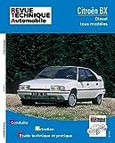 E.T.A.I - Revue Technique Automobile 445.8 - CITROEN BX - 1983 à 1994