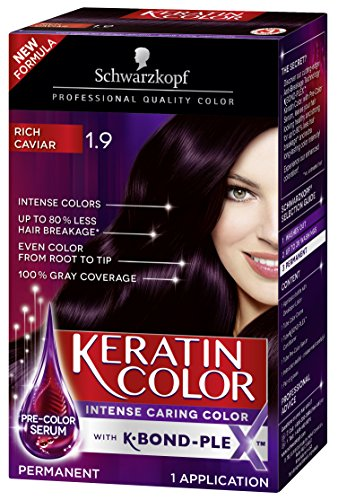 dark plum hair dye - 2