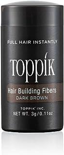 ألياف بناء الشعر، 0.11 أونصة من توبيك – بني داكن