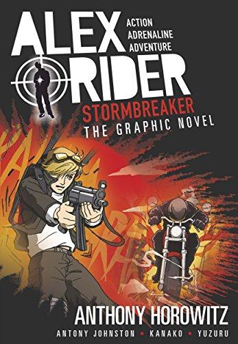 Stormbreaker Graphic Novel (Alex Rider)