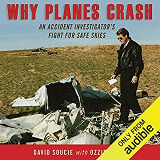 Why Planes Crash audiobook cover art