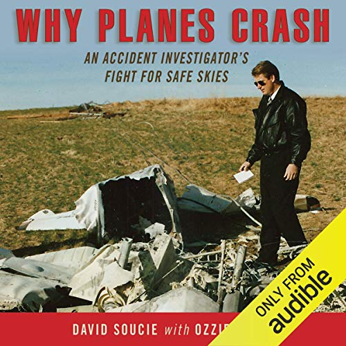 Couverture de Why Planes Crash