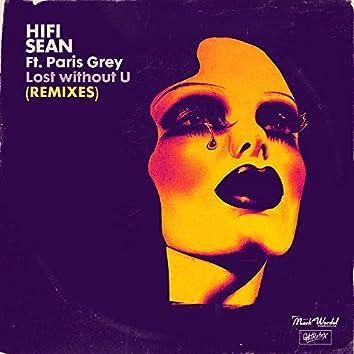 Lost without U (feat. Paris Grey) [Remixes]
