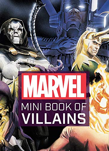 Marvel Comics: Mini Book of Villains