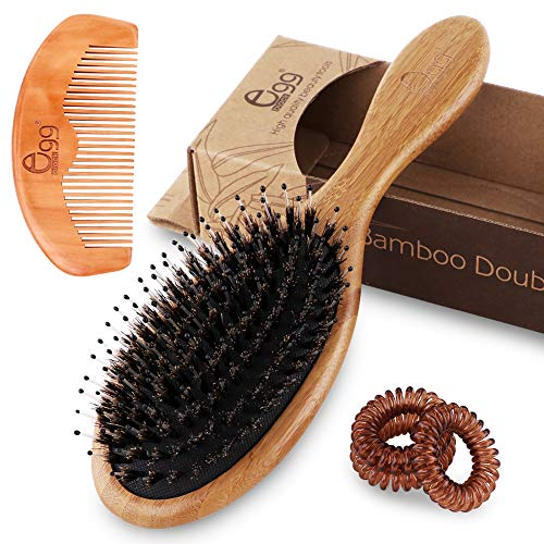 smoothing boars hair brush - 7