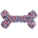 Xndz Juguete de Limpieza de Dientes para Perros, Juguete para Perros, Juguete para Cachorros, Mascotas para Perros Perros Gatos
