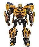 LIWEI Defórmātion robót Domineering Deformed Robot MPM-03 Masterpiece Movie Series 10th Anniversary Bumblebee Movable Doll Model Toy Children's Gift