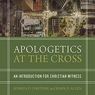 Apologetics at the Cross audiobook cover art