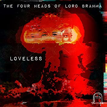 The Four Heads of Lord Brahma