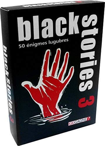 Kikigagne - Kikibs09f - Puzzle Juego - Historias Negras