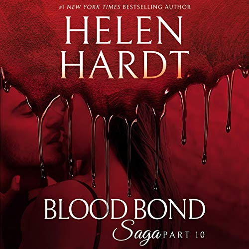 Blood Bond: 10 audiobook cover art