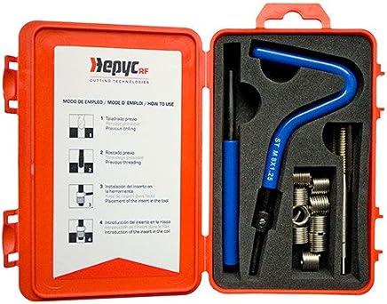 HEPYC 27120030400 – – – Insetos Farbe für Farbe, øunc 3 4 – 10 mm (Kits) B018H1H8I0 | Erste Gruppe von Kunden  4839e9