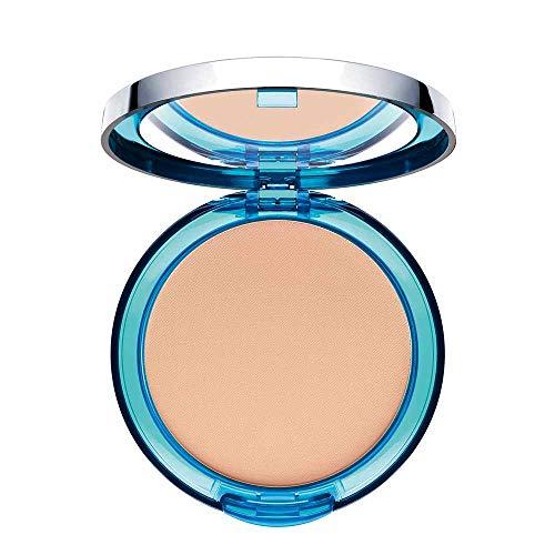ARTDECO Sun Protection Powder Foundation SPF 50, Puder Makeup mit Sonnenschutz, Nr. 20, cool beige