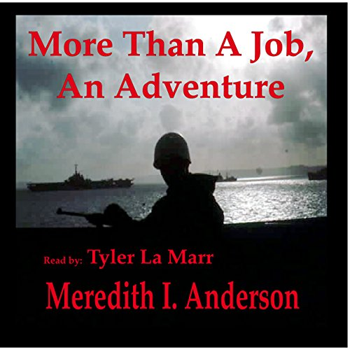 More Than a Job, an Adventure audiobook cover art