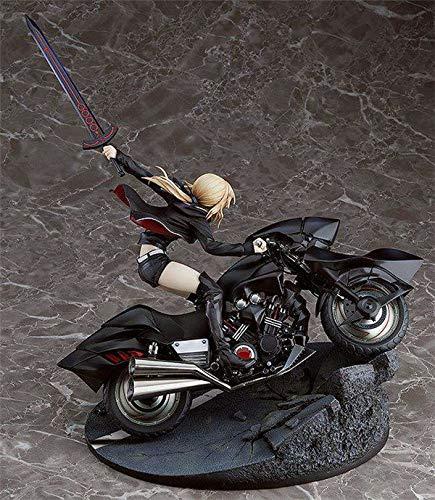 Lupovin Anime Fate Groß Auftrag Saber Cosplay Modell PVC-Abbildung Sammler Modell-Dekoration Spielzeug 25cm
