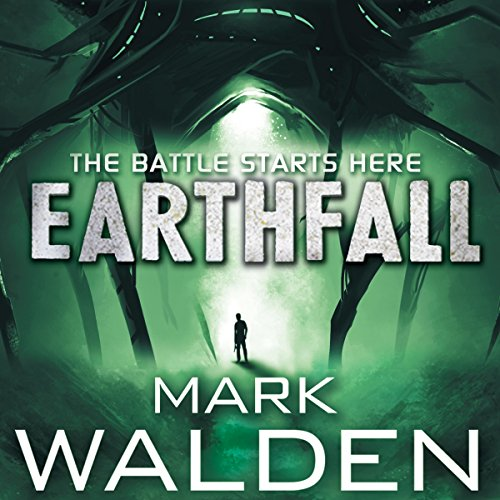 Earthfall cover art