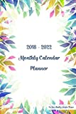 2018 - 2022 Five Year Monthly Calendar Planner: 5 Year Calendar Monthly Schedule Organizer - Agenda Planner For The Next Five Years, 60 Months ... | Floral Cover (five year planner, Band 2)