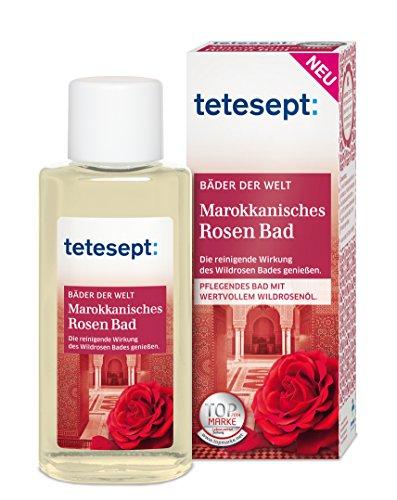 Tetesept Marokkanisches Rosen Bad, 125 ml