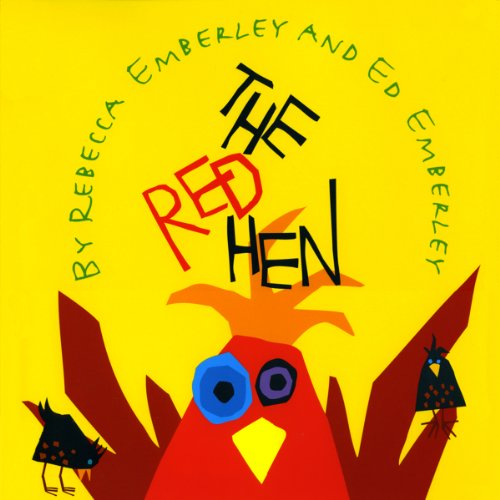 The Red Hen audiobook cover art