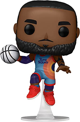 Funko Pop! Movies: Space Jam, A New Legacy - Lebron James Jumping