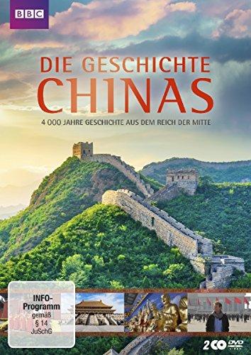 Die Geschichte Chinas [2 DVDs] - Partnerlink