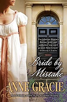 Bride By Mistake by [Anne Gracie]