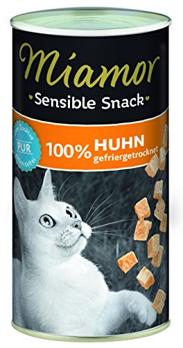 Miamor Sensible Snack Huhn Pur, 12er Pack (12 x 30 g)