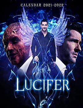 Lucifer Calendar 2021-2022  Amazing Calendar & Planner for Fans - 2 Years Monthly Calendar