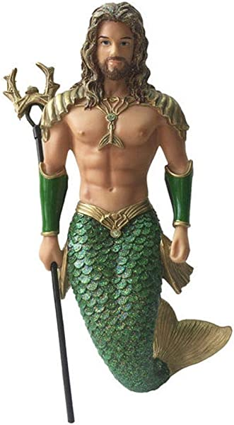 December Diamonds Merman Ornament Atlantis