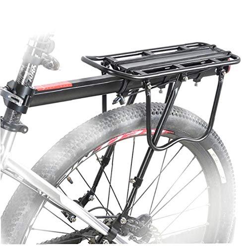 Posterior De La Bicicleta Portabicicletas Extraíble Del Estante Del Pannier Del Portador Del Sostenedor Del Estante Ajustable De Alta Capacidad Portador De La Bici Estante Para Esencial Bicicleta De