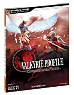 Valkyrie Profile - Covenant of the Plume Official Strategy Guide de BradyGames