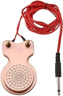 Copper new tattoo pedal, vintage copper tattoo machine foot switch for tattoo machine gun power supply