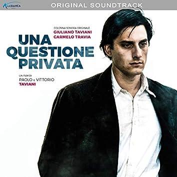Una questione privata (colonna sonora originale del film)