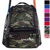 Athletico Baseball Bat Bag - Bac...