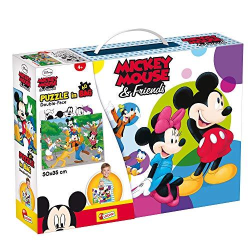 Lisciani- Puzzle, Multicolor 73894
