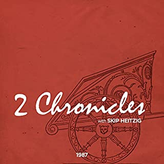 14 II Chronicles - 1987                   By:                                                                                                                                 Skip Heitzig                               Narrated by:                                                                                                                                 Skip Heitzig                      Length: 11 hrs and 10 mins     1 rating     Overall 5.0